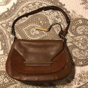 Vince Camuto quality leather hobo handbag